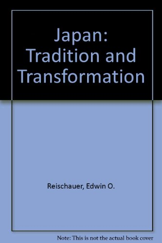 9780868612973: Japan: Tradition and Transformation