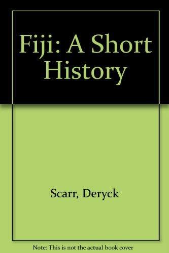 9780868613116: Fiji: A Short History