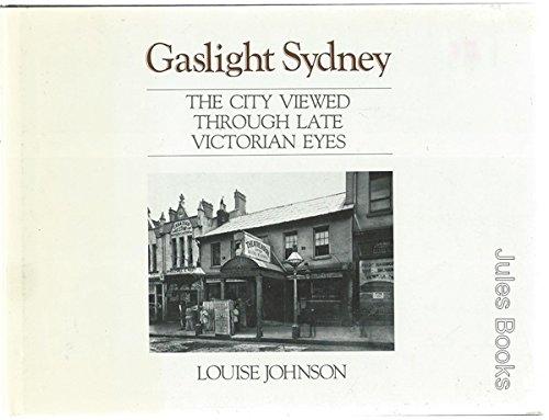 Gaslight Sydney: Johnson, Louise