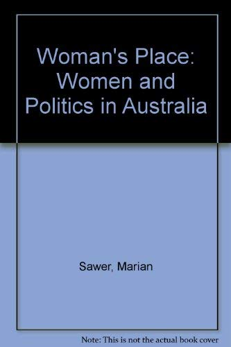 9780868614007: Woman's Place: Women and Politics in Australia