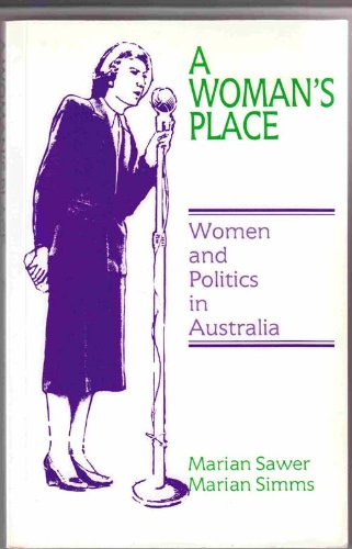 9780868614083: A Woman's Place