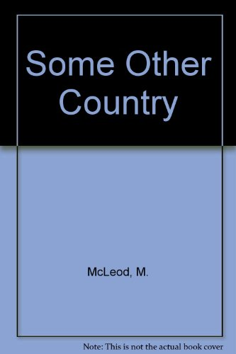 9780868614922: Some Other Country: New Zealand's Best Short Stories
