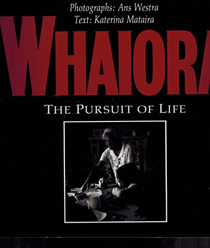 Whaiora the pursuit of life: Mataira,Katerina