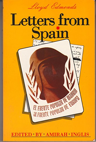 9780868616018: Letters from Spain