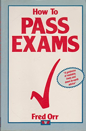 9780868617213: How to Pass Exams