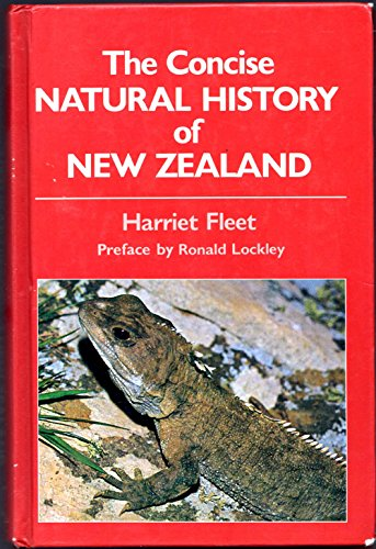 9780868631363: The Concise Natural History of New Zealand