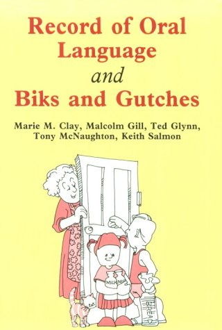 9780868632698: Record of Oral Language and Biks and Gutches