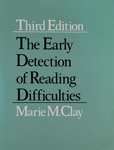 9780868632766: The early detection of reading difficulties