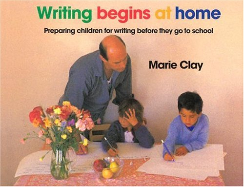 9780868632773: Writing Begins At Home: Preparing Children for Writing Before They go to School