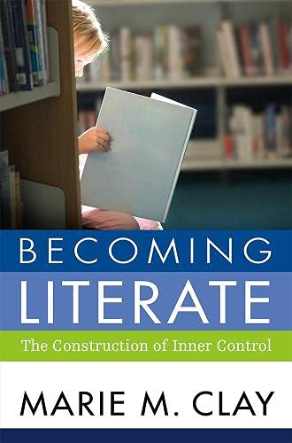9780868632797: Becoming Literate: The Construction of Inner Control