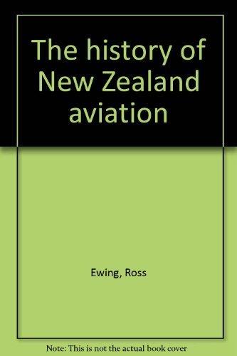 9780868634098: The history of New Zealand aviation