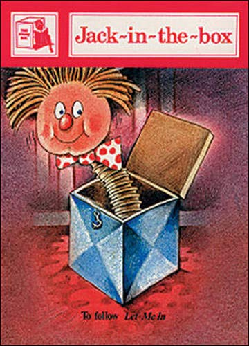 Jack-in-the-box: Stage Three Supplementary Readers (Story Chest): Cowley, Joy, Melser, June