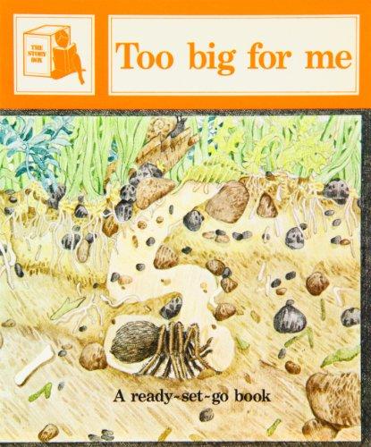 9780868671192: Too Big for Me (Ready-set-go Books)