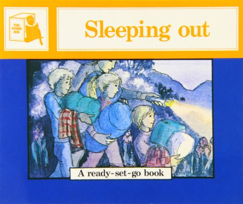 Sleeping out (Ready-set-go Books): Cowley, Joy