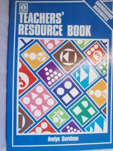 9780868672311: 5 Teachers Resource Book (Understanding Mathematics)
