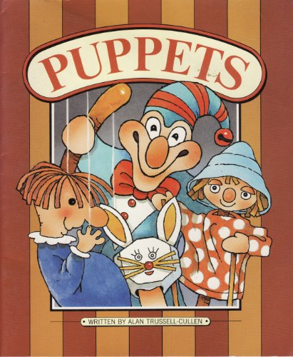 Puppets (Story Chest): Alan Trussell-Cullen