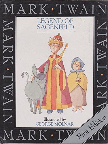 9780868966953: Legend of Sagenfeld