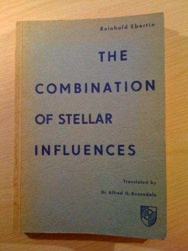9780869008706: The Combination of Stellar Influences