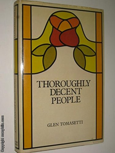 9780869140017: Thoroughly decent people : a folktale