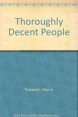 9780869140192: Thoroughly decent people: A folktale