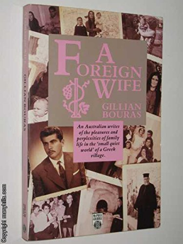 9780869142356: A Foreign Wife