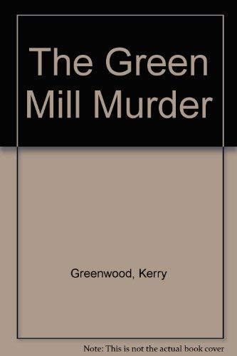 9780869142967: The green mill murder: a jazz-age murder mystery