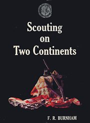 9780869201268: Scouting on Two Continents (Rhodesia Reprint Silver Series, Volume 4)