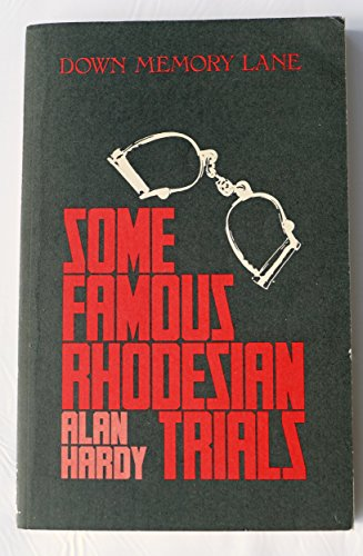 9780869202357: Some famous Rhodesian trials (Down memory lane series)