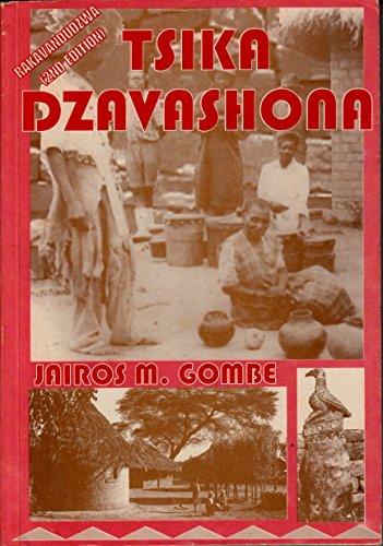 9780869255599: Tsika Dzavashona (Shona Edition)