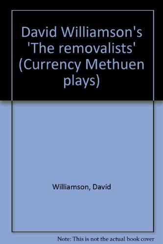 an analysis the play the removalists by david williamson