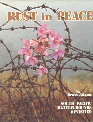 9780869440322: Rust in peace: South Pacific battlegrounds revisited