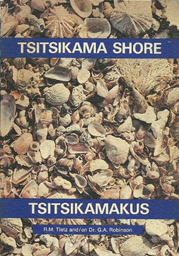 The Tsitsikama Shore. A guide to the marine invertebrate fauna of the Tsitsikama Coastal National...