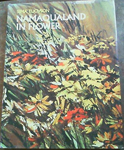 Namaqualand in flower: Eliovson, Sima