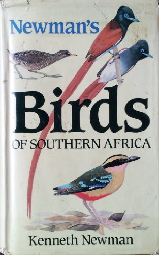 9780869541364: Newman's Birds of Southern Africa