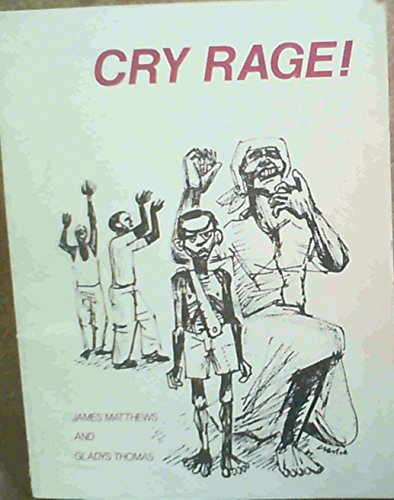 Cry rage!: Matthews, James David