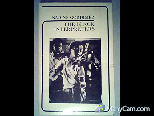 9780869750261: The Black Interpreters