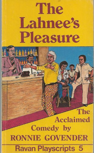 9780869750872: The Lahnee's Pleasure (Ravan Playscripts)