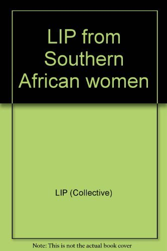 9780869751534: Lip from Southern African women