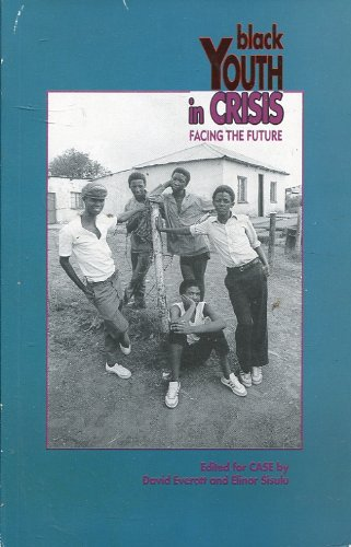 9780869754290: Black Youth in Crisis: Facing the Future