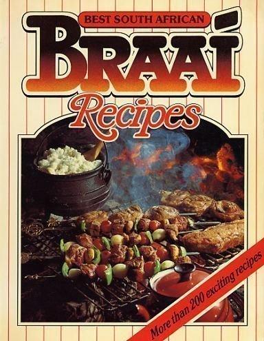 9780869773482: Best South African Braai Recipes