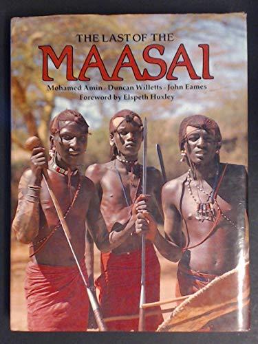 9780869773697: Last of the Maasai