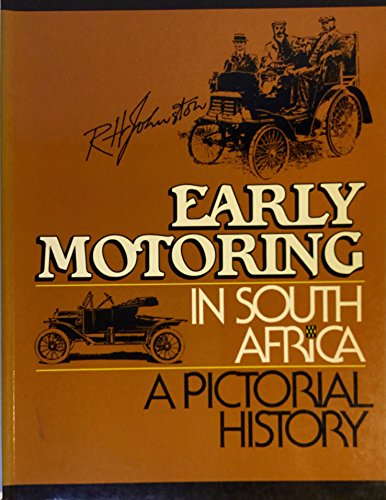 9780869775592: Early Motoring in South Africa