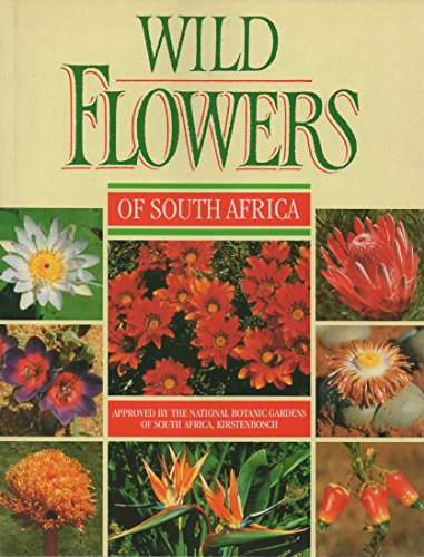 Wild Flowers of South Africa Approved by