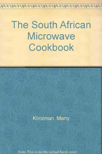 9780869775837: The South African Microwave Cookbook