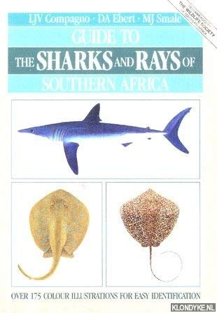 9780869778807: Guide to the Sharks and Rays of Southern Africa