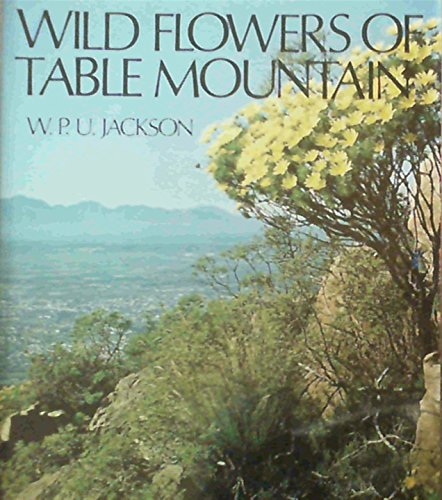 9780869781463: Wild Flowers of Table Mountain