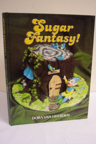 9780869782132: Sugar Fantasy! Decorative Cake Icing Designs