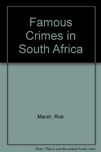 9780869784488: Famous Crimes in South Africa