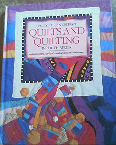 9780869785126: Quilts and Quilting in South Africa