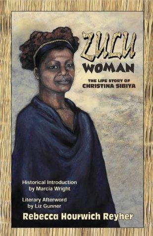 9780869809648: Zulu Woman: The Life of Christina Sibiya